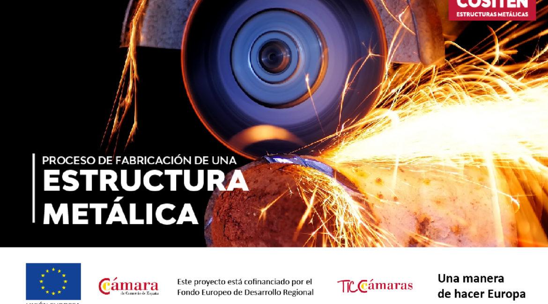 Procesos de fabricación de estructuras metálicas