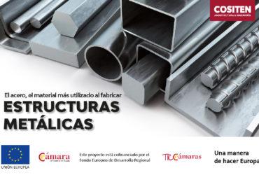 Características del acero en construcción